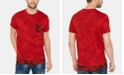 Buffalo David Bitton Men's Katop Layered-Look Camouflage Pocket T-Shirt