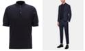 Hugo Boss BOSS Men's T-Janmarco Knitted Polo Shirt