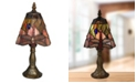 Dale Tiffany Dacia Dragonfly Tiffany Accent Lamp