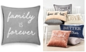 """Lacourte Family is Forever 20"""" x 20"""" Decorative Pillow"""