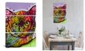 """iCanvas Burmese by Dean Russo Gallery-Wrapped Canvas Print - 60"""" x 40"""" x 1.5"""""""