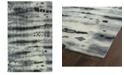 "Kaleen Brushstrokes BRS03-75 Gray 5' x 7'9"" Area Rug"