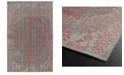 Kaleen Relic RLC08-92 Pink 9' x 12' Area Rug