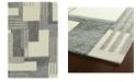 "Kaleen Montage MTG04-01 Ivory 5' x 7'9"" Area Rug"