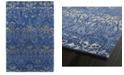 Kaleen Mercery MER01-66 Azure 8' x 11' Area Rug