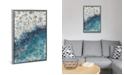 """iCanvas Tide by Blakely Bering Gallery-Wrapped Canvas Print - 26"""" x 18"""" x 0.75"""""""