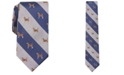 Club Room Men's Classic Beagle Stripe Tie, Created for Macy's