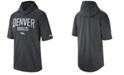 Nike Men's Denver Broncos Dri-FIT Training Hooded T-Shirt