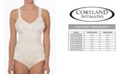 Cortland Intimates Printed Soft Cup Comfort Body Briefer