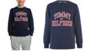 Tommy Hilfiger Little Boys Henry Fleece Logo Sweatshirt