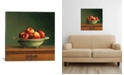 """iCanvas Apples by Jos Van Riswick Wrapped Canvas Print - 26"""" x 26"""""""