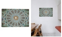 """iCanvas Tomb Of Hafez Mosaic by Unknown Artist Wrapped Canvas Print - 18"""" x 26"""""""