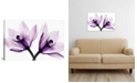 """iCanvas Orchids I by Hong Pham Wrapped Canvas Print - 18"""" x 26"""""""