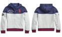 Polo Ralph Lauren Polo Ralph Boys Knit Hoodie, Created For Macy's