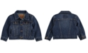 Levi's Baby Boys & Girls Cotton Denim Trucker Jacket