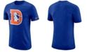 Nike Men's Denver Broncos Marled Historic Logo T-Shirt