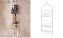 Kenney Rust-Resistant Heavy Duty 3-Tier Large Hanging Shower Caddy
