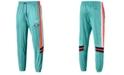 Puma Men's LuXTG Jacquard-Stripe Joggers
