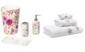kate spade new york Dahlias Bath Accessories Collection