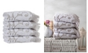 OZAN PREMIUM HOME Panache Hand Towels 4-Pc. Set