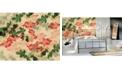 ohpopsi Vintage Botanic Wall Mural