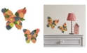 WallPops Butterfly Bouquet 3D Wall Art Kit