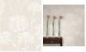 "Advantage 20.5"" x 369"" Horatio Dandelion Wallpaper"