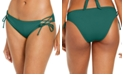 SUNDAZED Solid Kylie Tie-Side Strappy Bottoms, Created for Macy's