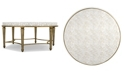 Furniture Cynthia Rowley Aura Round Cocktail Table