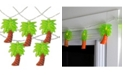 Northlight Battery Operated Palm Tree Summer LED String lights