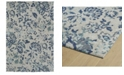Kaleen Cozy Toes CTC05-17 Blue 9' x 12' Area Rug