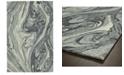 Kaleen Marble MBL02-75 Gray 8' x 11' Area Rug