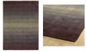 """Kaleen Shades SHD01-95 Purple 5' x 7'6"""" Area Rug"""