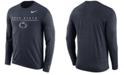Nike Men's Penn State Nittany Lions Velocity Travel Long Sleeve T-Shirt