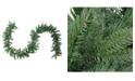 Northlight Mixed Coniferous Pine Artificial Christmas Garland - Unlit