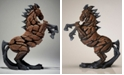 Enesco Edge Horse Figure