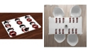 Ambesonne Ethnic Place Mats, Set of 4