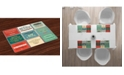 Ambesonne Saying Place Mats, Set of 4