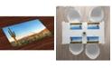 Ambesonne Saguaro Place Mats, Set of 4