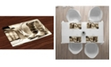 Ambesonne Western Place Mats, Set of 4