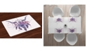 Ambesonne Feather Place Mats, Set of 4