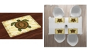 Ambesonne Turtle Place Mats, Set of 4