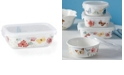 Lenox Butterfly Meadow Kitchen Rectangular Store & Serve, Created for Macy's