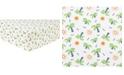 Trend Lab Dinosaur Palm Flannel Crib Sheet