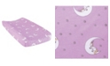 Trend Lab Unicorn Moon Flannel Changing Pad Cover