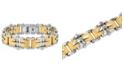 Macy's Men's Riveted Link Bracelet