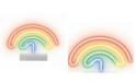 Brilliant Ideas Rainbow Neon Desk Lamp