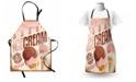 Ambesonne Ice Cream Apron