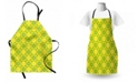Ambesonne Lime Green Apron