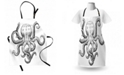 Ambesonne Octopus Apron